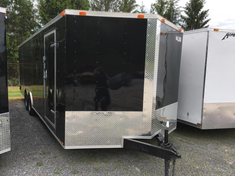2017 Cynergy Cargo 8.5x24 3 1/2 ton car hauler Enclosed Cargo Trailer