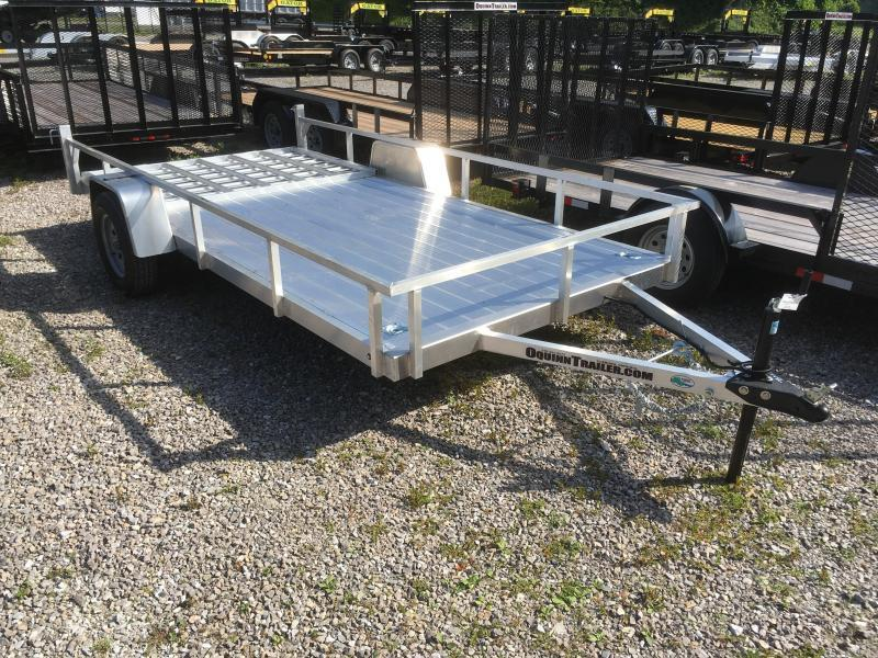 2019 Forest River Inc. 78x14 AFG all aluminum Utility Trailer