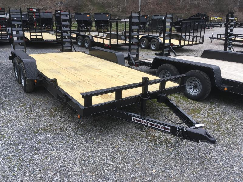 2018 Other (Not Listed) 82X18 5TON Equipment Trailer