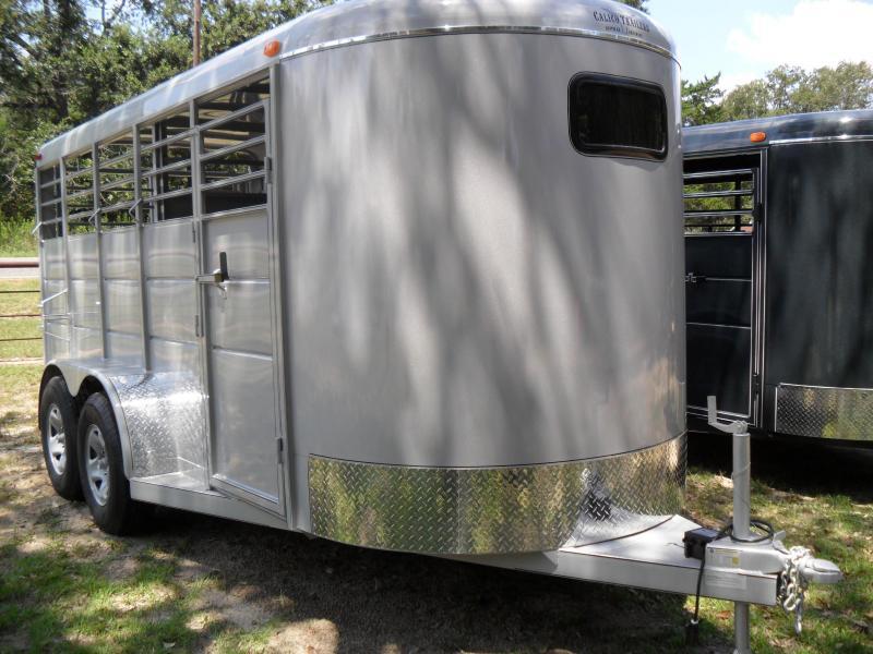 2020 Calico Trailers 16' Livestock Trailer