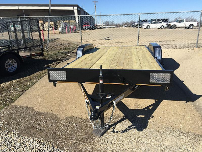Heartland Standard Sure-Tilt Flatbed Trailer 20 X 82 14K