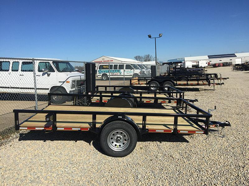 Heartland Tandem Axle Heavy Duty Utility Trailer 16 X 82