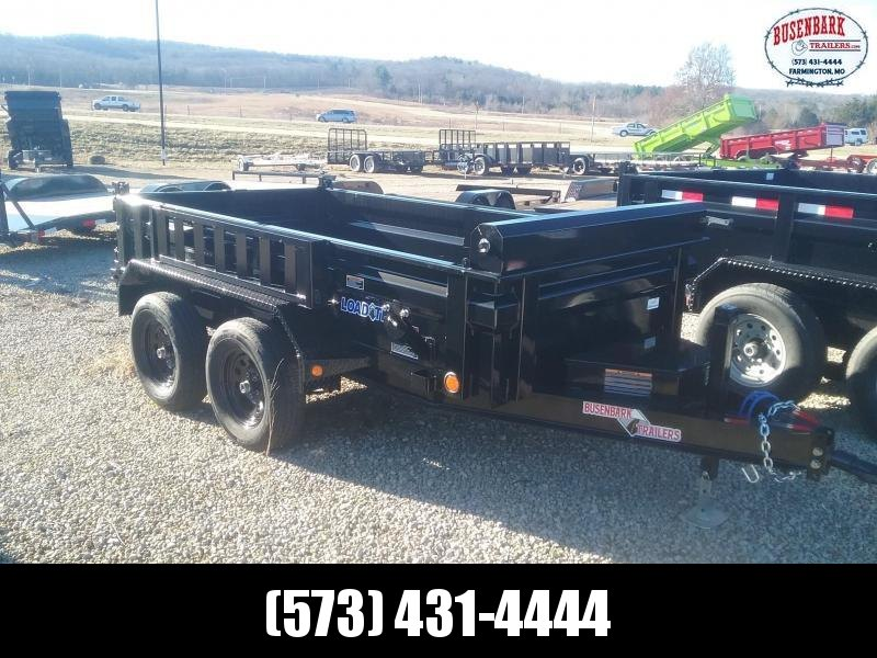2019 Load Trail DT102 Dump Trailer