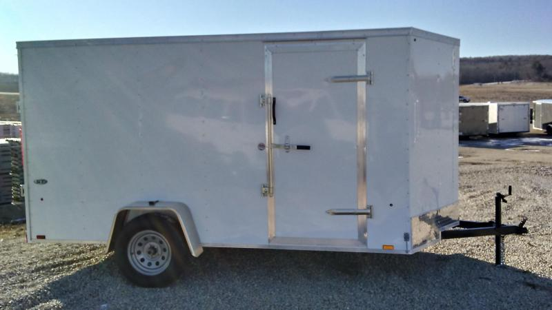 2017 Look Trailers 12 X 6 CARGO Enclosed Cargo Trailer