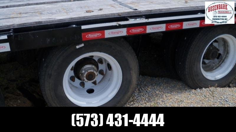 2018 Econoline PINTLE HOOK Equipment Trailer