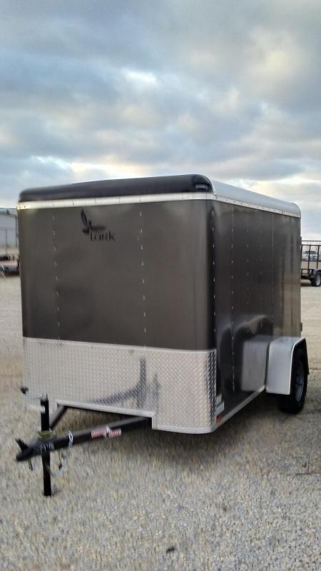 2017 Lark 10 X 6 CARGO Enclosed Cargo Trailer