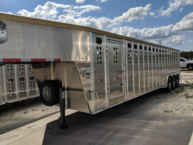 2020 Merrit Trailers XGNJ Livestock Trailer