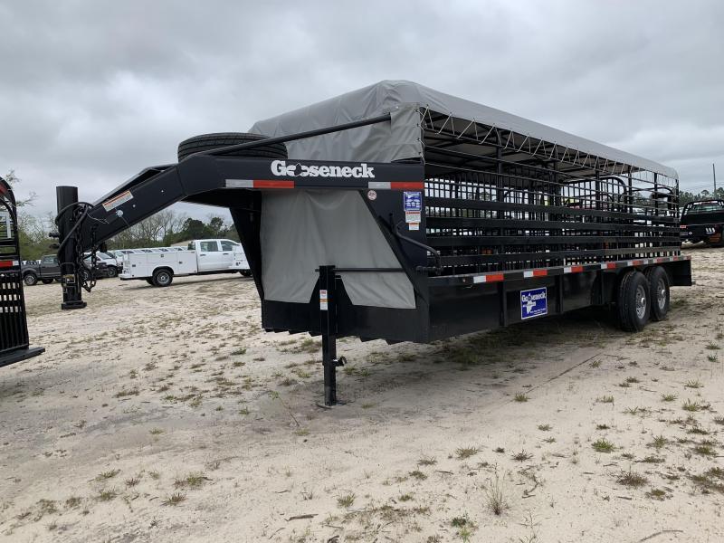 2019 Gooseneck Livestock Trailer