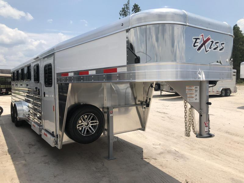 2019 Exiss Trailers Livestock Trailer