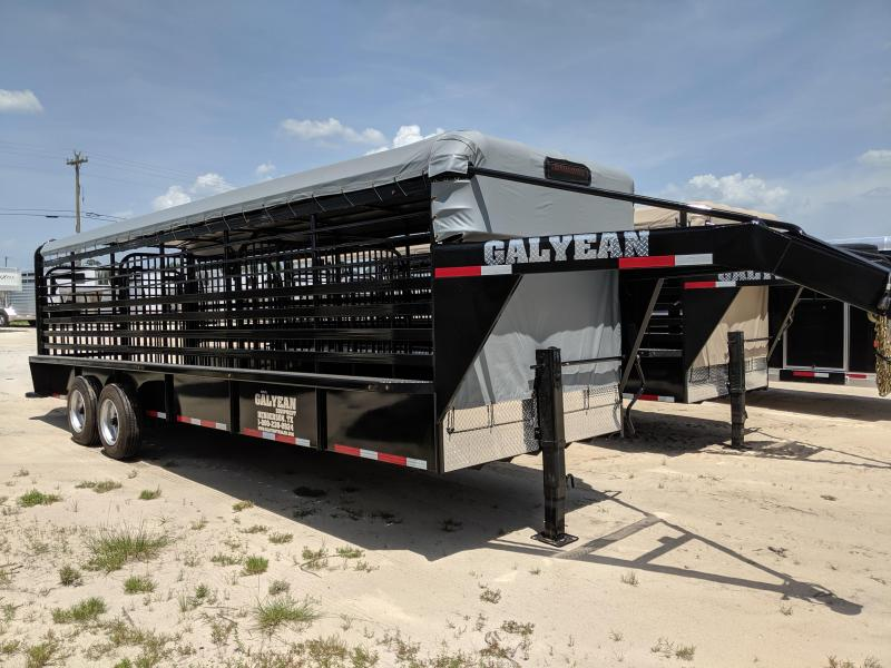 2019 Other Stock 24 Livestock Trailer