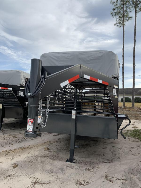 2018 Stoll Trailers Inc. Livestock Trailer