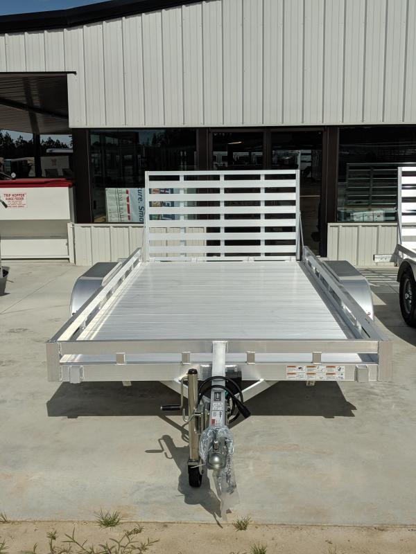 2020 Featherlite 1693-0014-STD Utility Trailer