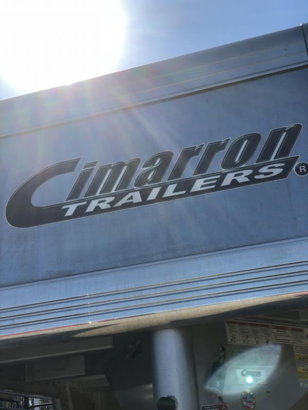 2013 Cimarron Livestock Trailer