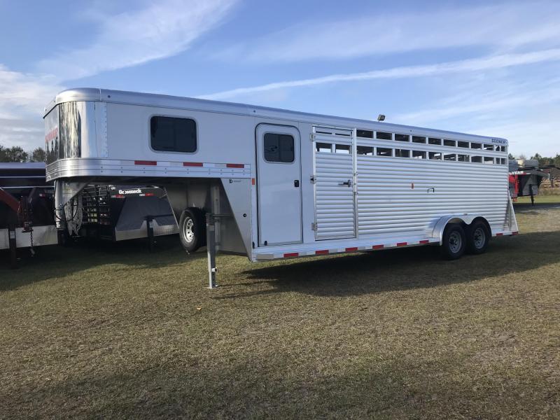 2018 Sooner Livestock Trailer