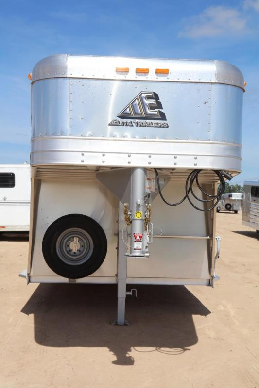 2019 Elite Stock Livestock Trailer