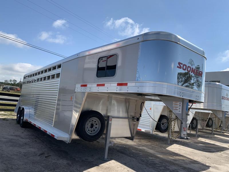 2019 Sooner SRD Livestock Trailer