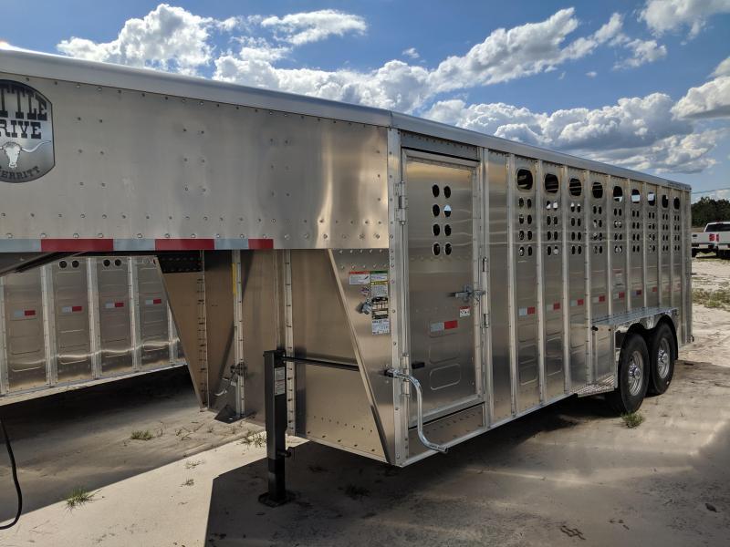 2020 Merrit Trailers 7XGNC Livestock Trailer