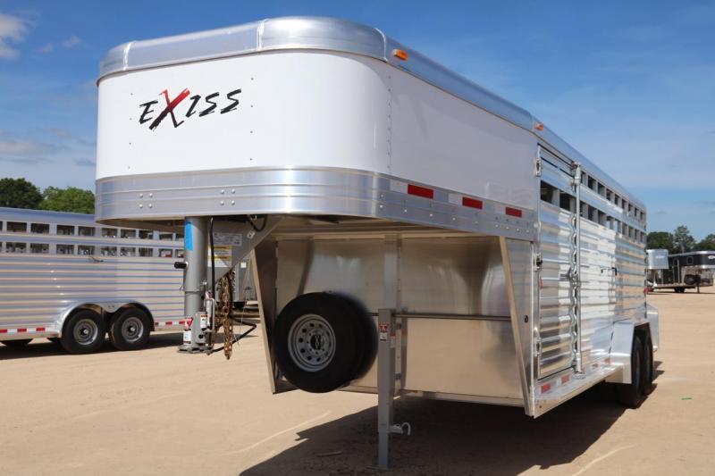 2018 Exiss Livestock Trailer