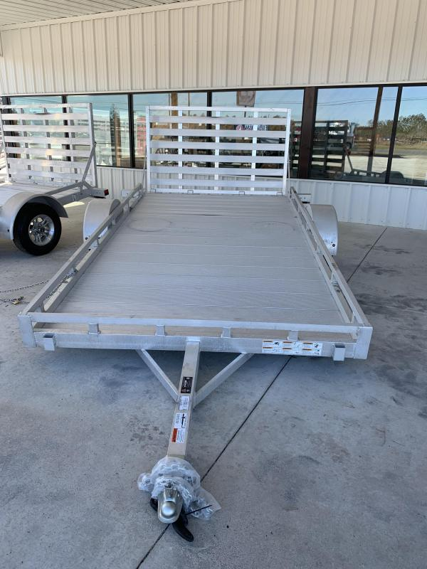 2019 Featherlite Utility Trailer