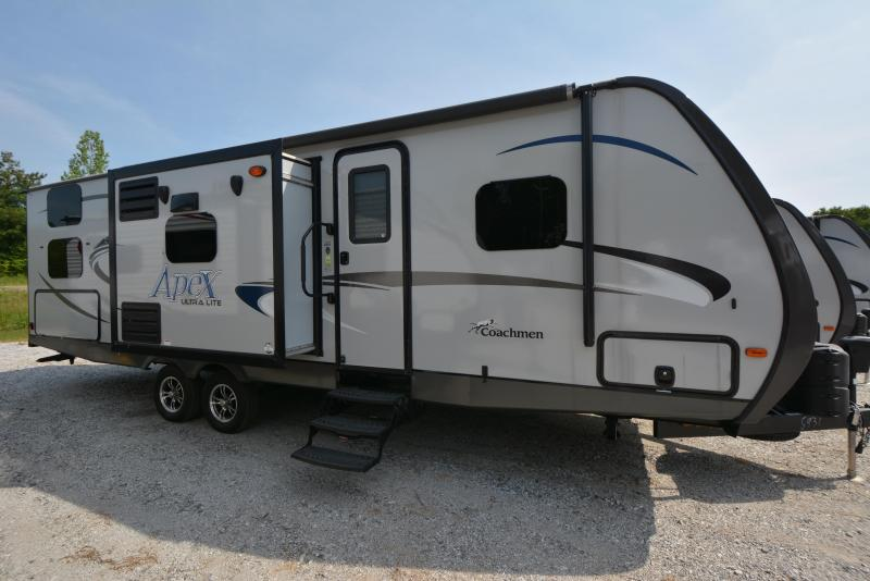 2015 Coachmen Apex 276 BHSS Outdoor Kitchen
