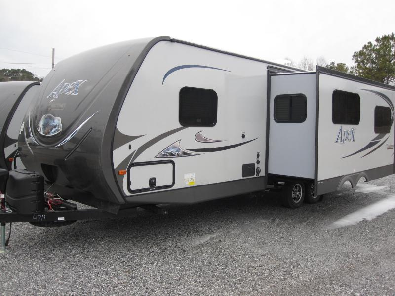 Coachmen Apex 17fb Coachmen Apex 279rlss