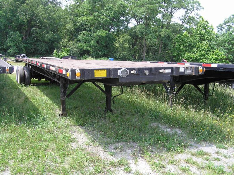 2009 Pitts stretch Flat Bed