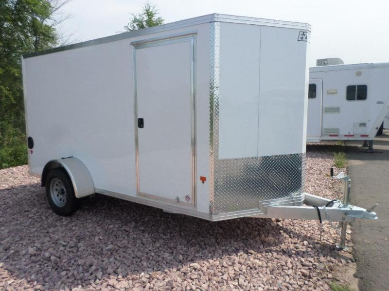 2019 EZ Hauler 12' Enclosed Trailer