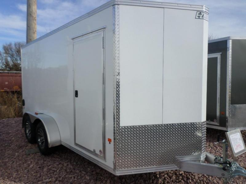 2018 EZ Hauler Enclosed 14'