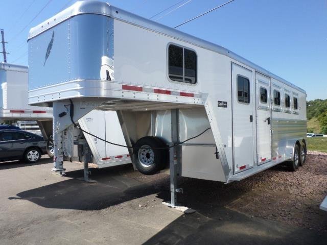 2016 Featherlite 8542 Legend Series 4 Horse