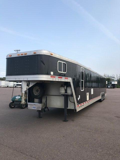 2004 Featherlite 4941 8'6 x 40' Racecar Trailer