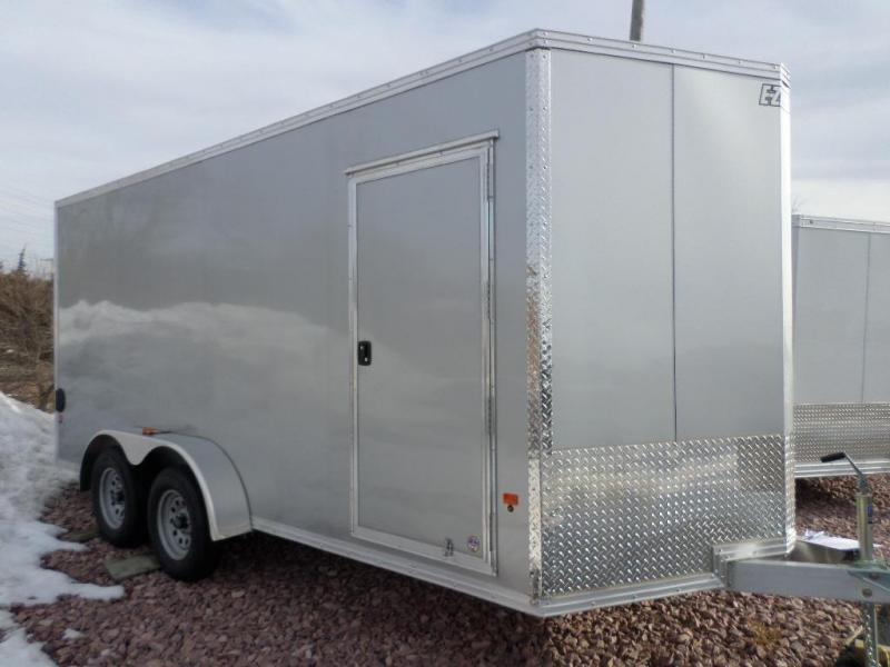 2018 EZ Hauler Enclosed 16'