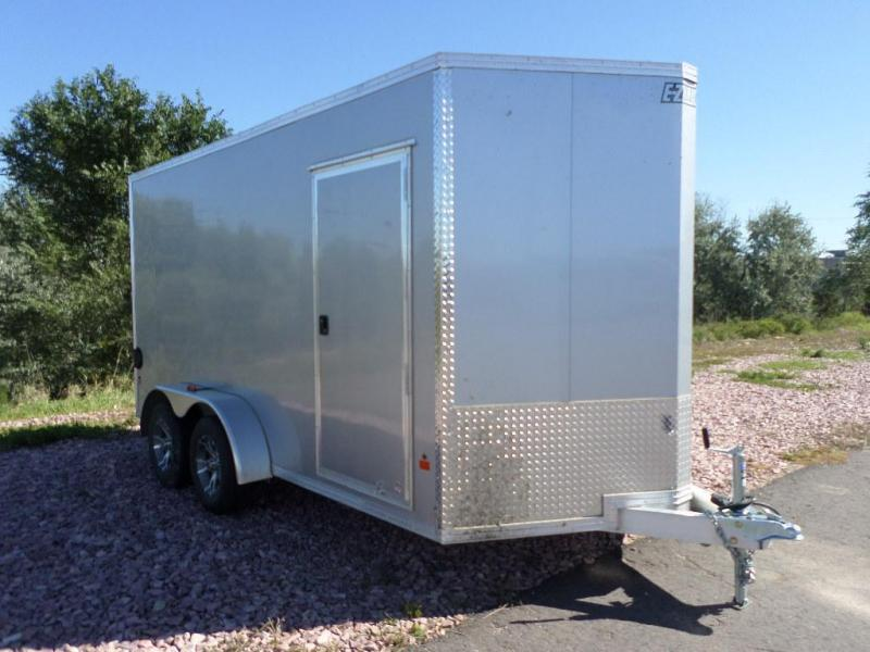 EZ Hauler 7 x14 Enclosed Cargo Trailer