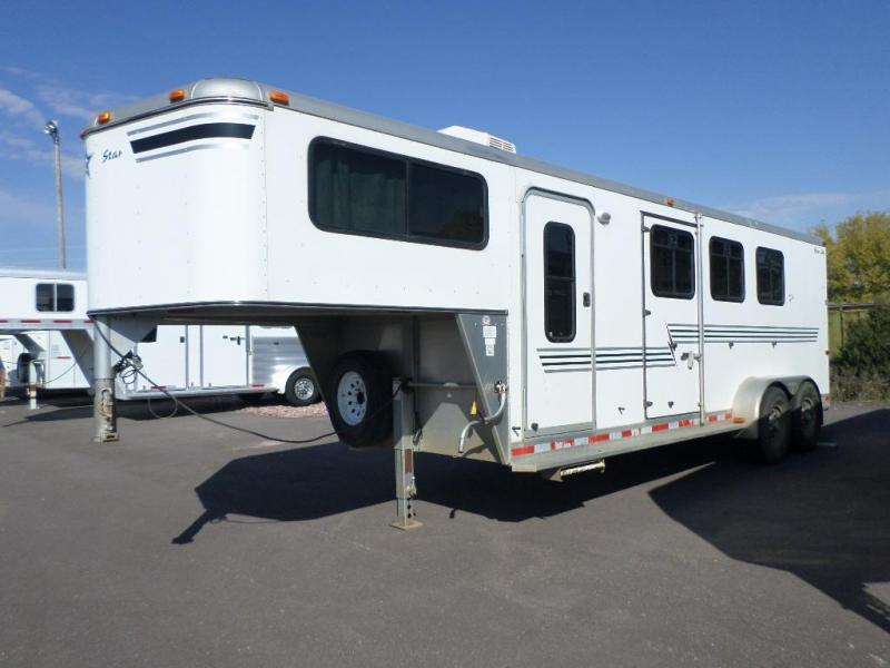 2004 Silver Star 3 Horse