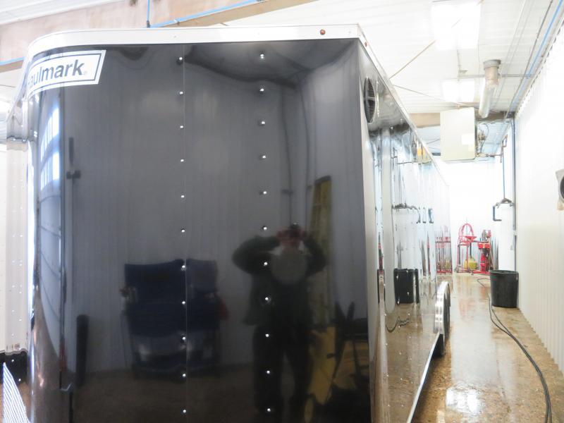 2020 Haulmark 8.5'X24' Enclosed Trailer