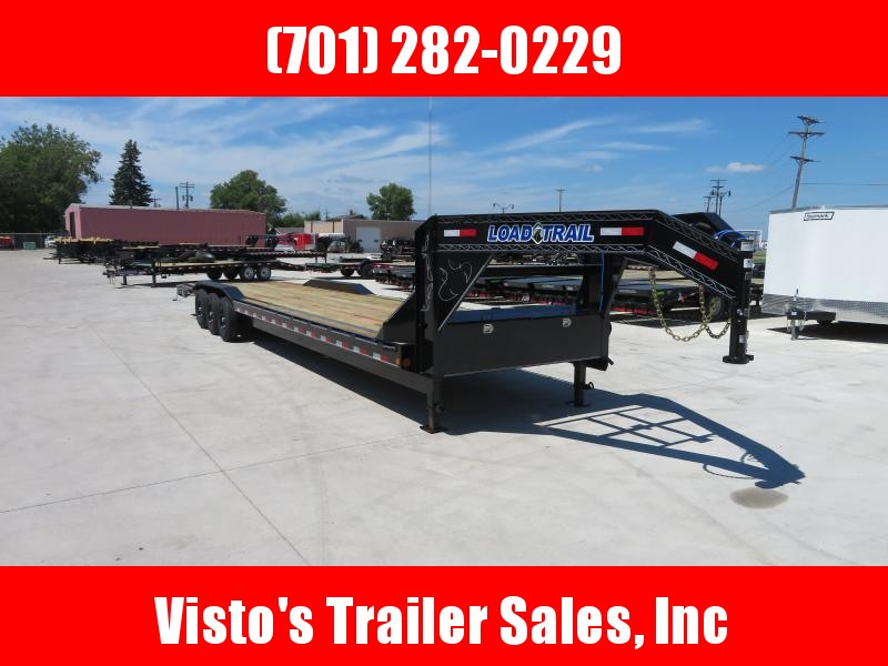2019 Load Trail 102''X36' Gooseneck Equipment Trailer