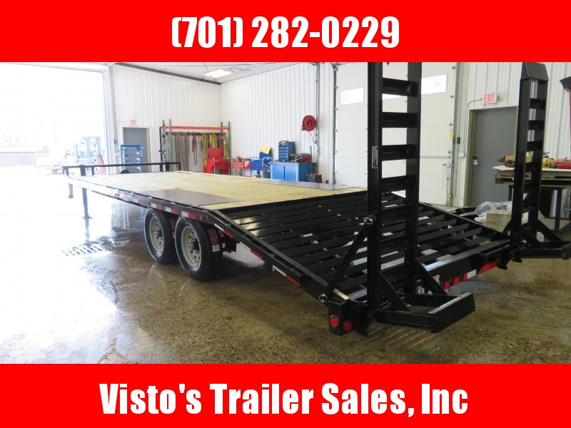 2019 Load Trail 102''X25' Deckover Trailer