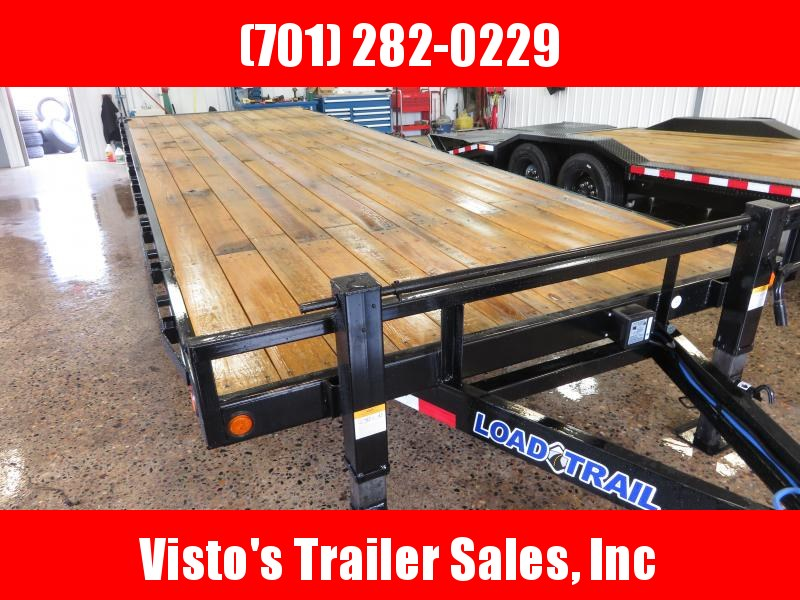 2020 Load Trail 102''X24' Deckover Trailer