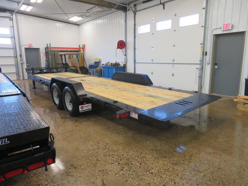 2019 Load Trail 83''X24' Tilt Trailer