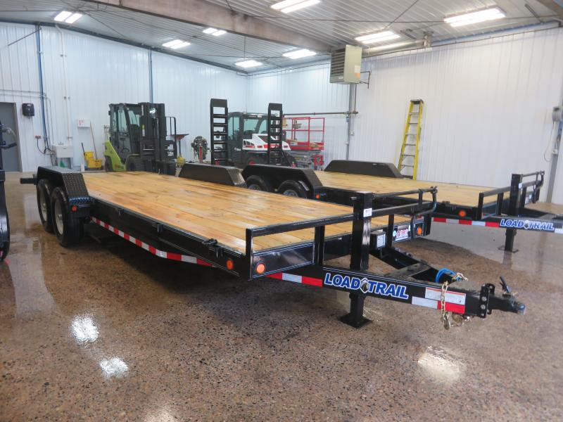 2019 Load Trail 83''X22' Equipment Trailer CH832214K