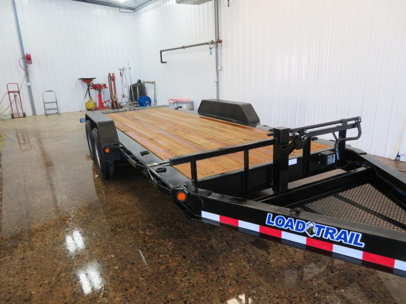 2019 Load Trail 83''X18' Tilt Trailer