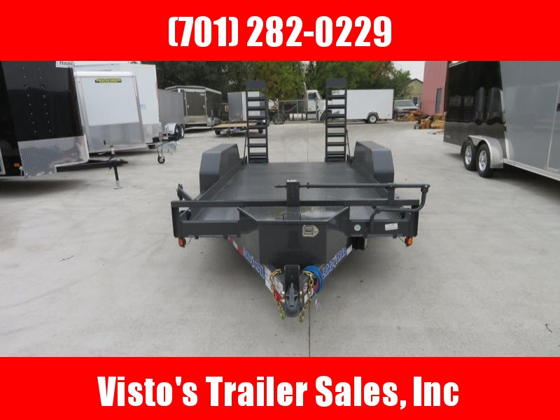 2019 Load Trail 80''X16' Equipment Trailer