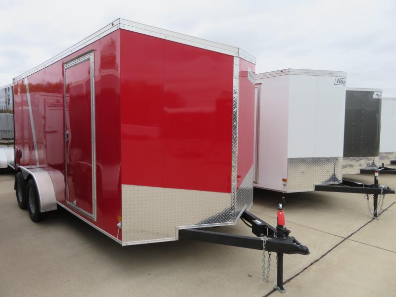 2020 Haulmark 7'X16' Enclosed Trailers