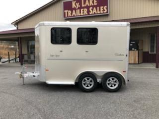 2019 Sundowner Trailers 2H BP Super Sport Horse Trailer