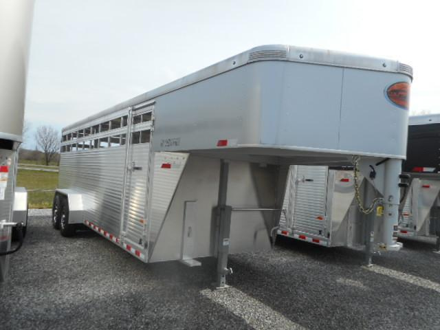 2018 Sundowner 20 GN Rancher Stock Trailer