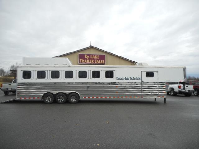 2016 Sundowner 7 HORSE Horse Trailer