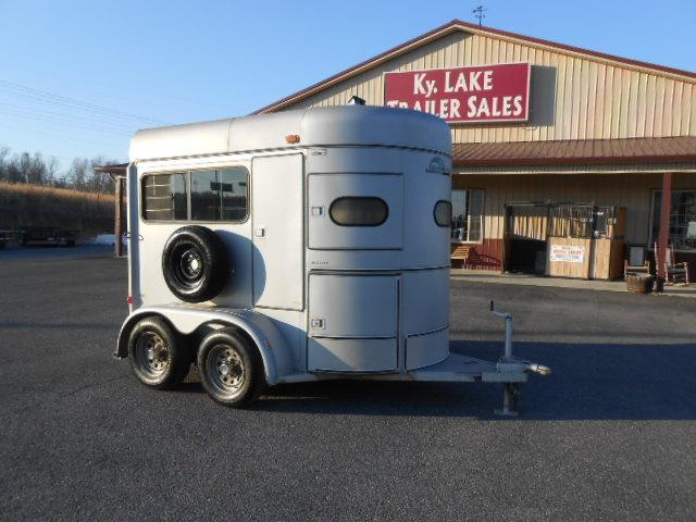 1994 Sundowner Trailers 2H Str. Load Horse Trailer