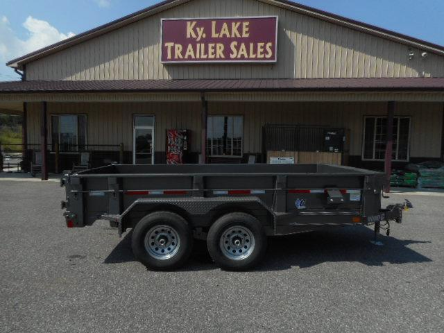 2018 Diamond C  46ED- 12x77 BP Dump Trailer