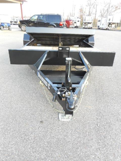 2018 Diamond C 44 HDTL 18x82 Equipment Trailer