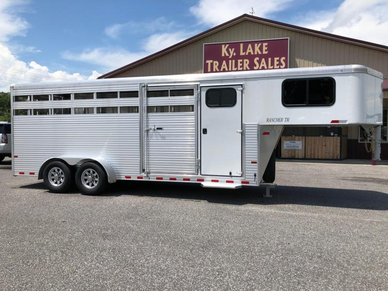 2020 Sundowner 20' GN Rancher Livestock Trailer