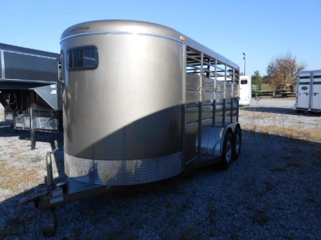 2015 Calico Trailers 16x6x6.5 Stock BP Trailer
